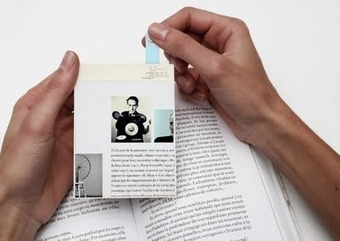 LI-BEL : marque-page intelligent | BiblioLivre | Scoop.it