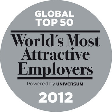 Découvrez les 50employeurs les plus attractifs au monde | Communication - Marketing | Scoop.it