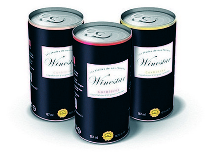 Wine in a Can? | Wine in the World | Scoop.it
