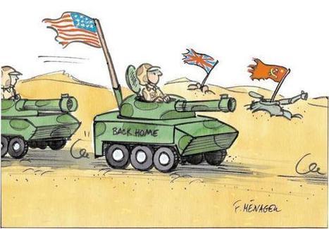 Après l'Afghanistan: l'Otan etle syndrome soviétique   OPEI_OTAN   Scoop.it