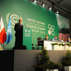 Warsaw Talks to Thrash Out U.N. Climate Roadmap: Scientific American | Sustain Our Earth | Scoop.it