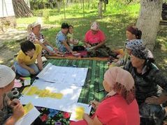 How gender-specific knowledge is inspiring change in Kyrgyzstan's walnut forests | A Better Food System | Scoop.it