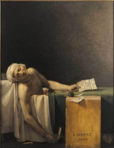 David's Death of Marat - Smarthistory   Death of Marat   Scoop.it