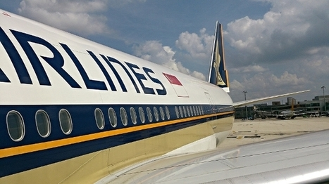 Singapore Airlines takes flight with tablet app | OthersA | Scoop.it
