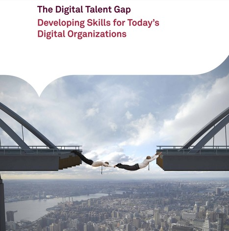 [PDF] The digital talent gap: Developing skills for today's digital organizations | Social Media, Content Marketing and User Experience | Scoop.it