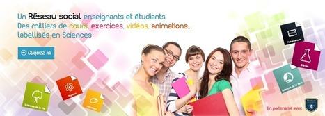 Unisciel | L'Université des Sciences en Ligne | 21st Century Tools for Teaching-People and Learners | Scoop.it