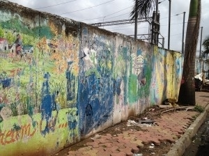 The Great Wall of Mumbai: Street Art and the Entrepreneurial Spirit - Forbes | ART WITH PLANTS | Scoop.it