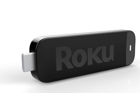Roku shrinks its box, puts it on an MHL thumb drive | TV Everywhere | Scoop.it