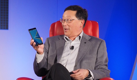 BlackBerry could quit hardware as early as next year   Nerd Vittles Daily Dump   Scoop.it