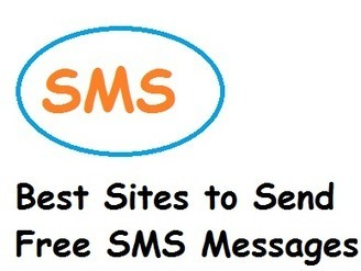 Top Sites to Send Free SMS Online Without any cost | Facebook | Scoop.it