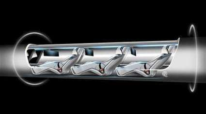 MIT wins design competition for Elon Musk's Hyperloop | Amazing Science | Scoop.it