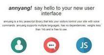 Annyang - Contrôlez vos pages web à l'aide de votre voix | TICE en tous genres éducatifs | Scoop.it