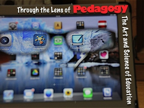 Self- Directed Course: iPads in the Classroom - Langwitches Blog | e-learning | Scoop.it