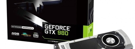 ZOTAC GeForce GTX 980 4GB | High-Tech news | Scoop.it
