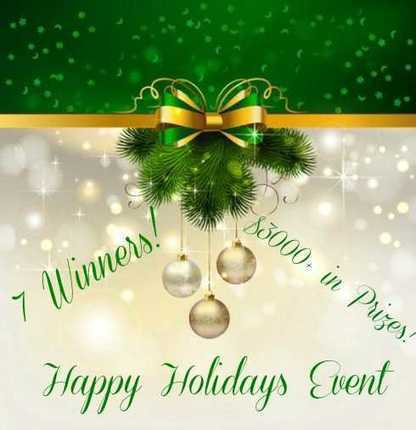 Happy Holidays 2015 Giveaway - Work Money Fun   Lifestyle Blog   Scoop.it