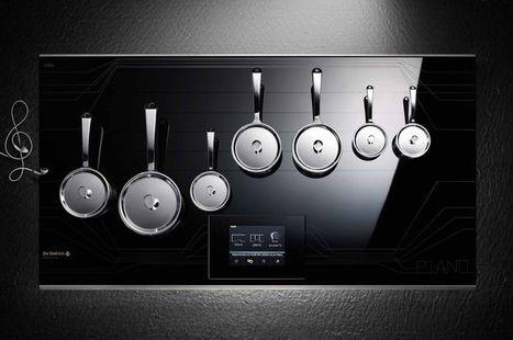 De Dietrich Piano: latest frontier of induction | Art, Design & Technology | Scoop.it