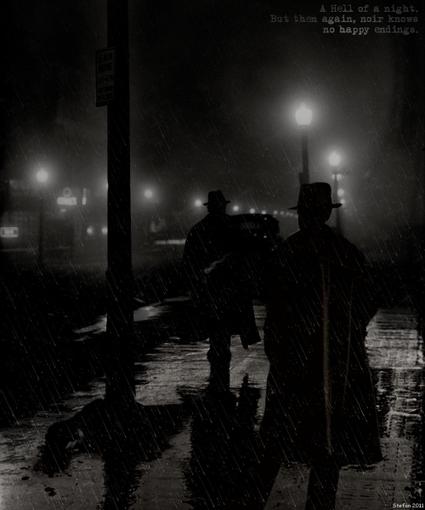Ext. Night Rain | VIM | Scoop.it