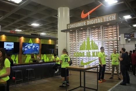 Nike app to point to latest products, offer personalization   iPhone Marketing   Scoop.it