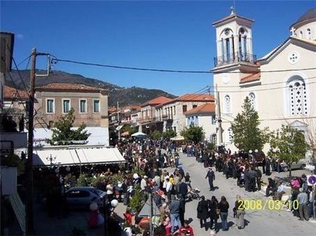 Αποκριάτικο Καρναβάλι - Μουτζουροδευτέρα (καθαρα Δευτερα) 11:00   Καστόρειο - Λακωνίας - News   Scoop.it