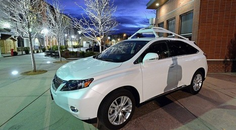 Buckle Up! Google Testing Driverless Cars | Keep In The Know | Scoop.it