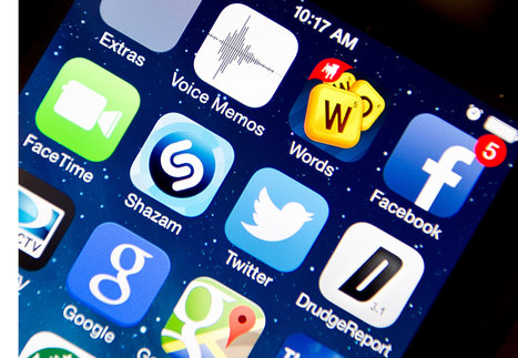 Is this the end of apps? New research says a third of us don't bother to download   MA DTCE   Scoop.it