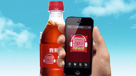 "Coke Combines Pop Songs With Its Packaging To Create ""Musicons"" In China 