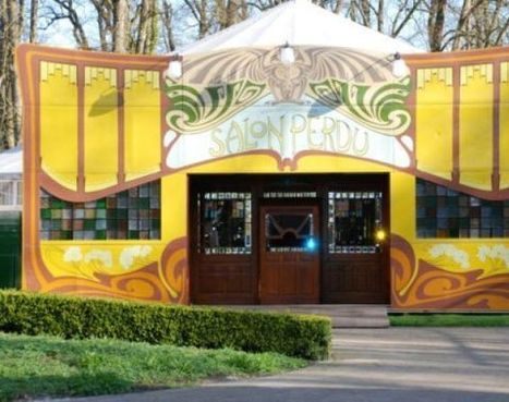 World famous Spiegeltent to bring decadent flavour to city of culture over ... - Sunday World | Culture & Chips | Scoop.it