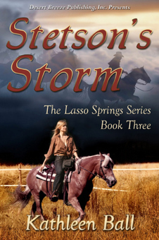 Sensational Sundays - Book Spotlight - Giveaway - Stetson's storm - Kathleen Ball | Authors, writers, readers exchange | Scoop.it