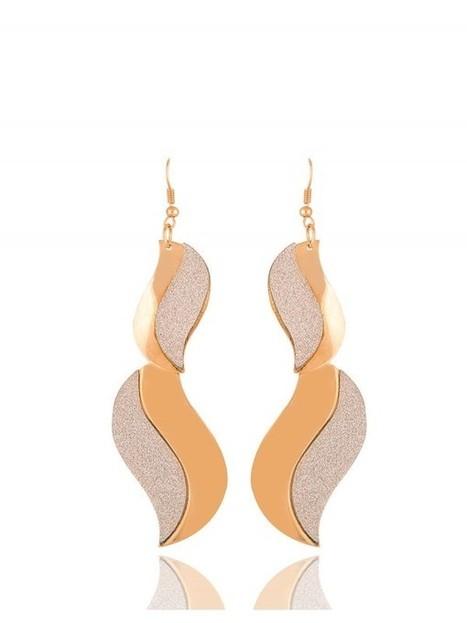Blingside Golden Earrings | things to like | Scoop.it