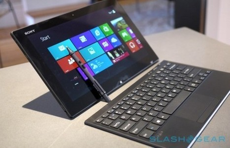 Sony VAIO Tap 11.. tablet review | Technology News | Scoop.it