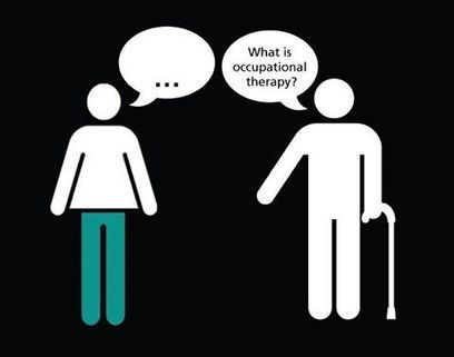 What do you say when asked yet again:... - College of Occupational Therapists | Facebook | Ergotherapie | Scoop.it