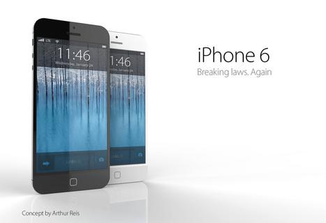 La sortie de l'iPhone 6 serait avancée au troisième trimestre 2014   Geeks   Scoop.it