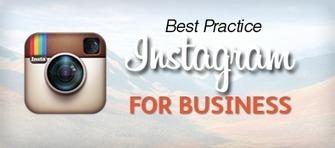L'intérêt d'être présent sur Instagram | Social Media Marketing | Scoop.it