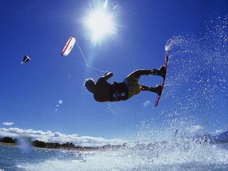 Test stage de kitesurf : apprendre le kitesurf avec une école - Le Guide sport   Weegora   Scoop.it