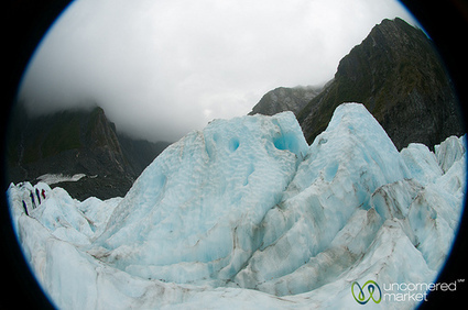 Hiking Franz Josef Glacier, New Zealand [360-Degree Panorama ... | Glaciers: Art and Science | Scoop.it