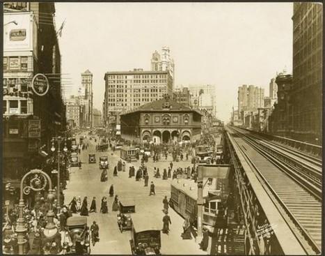 [ARTICLE CLIC] Une application mobile offre un flashback numérique dans le New York des années 1870-1970 | Clic France | Scoop.it