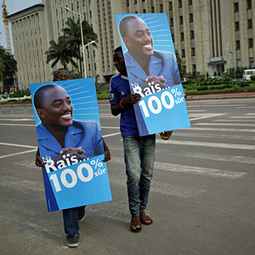 Presidential Supporters Take to Streets in Eastern Congo | Coveting Freedom | Scoop.it