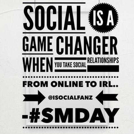 Tweet from @iSocialFanz | Social Media | Scoop.it