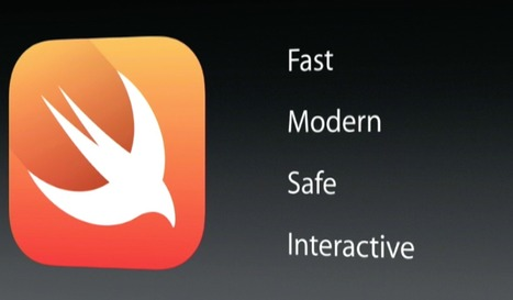 Apple's New Programming Language Swift | Tech News | Scoop.it