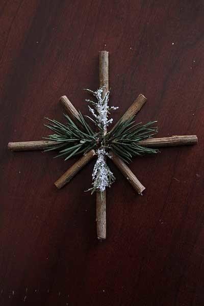 Aprende a hacer adornos de navidad rústicos. | Mil ideas de Decoración | Lo mejor en cortinas en colombia | Scoop.it