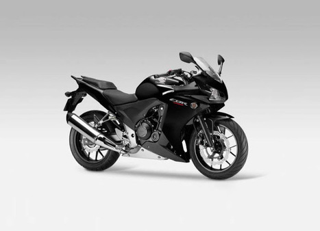 2013 Honda CBR500 Official Photos ~ Grease n Gasoline | musclebikes | Scoop.it