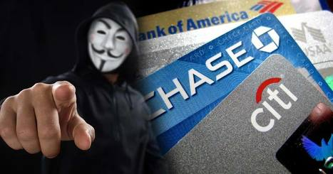 EXCLUSIVE: Anonymous Strikes the Heart of the Empire — Takes Down U.S. Federal Reserve Bank | anonymous activist | Scoop.it