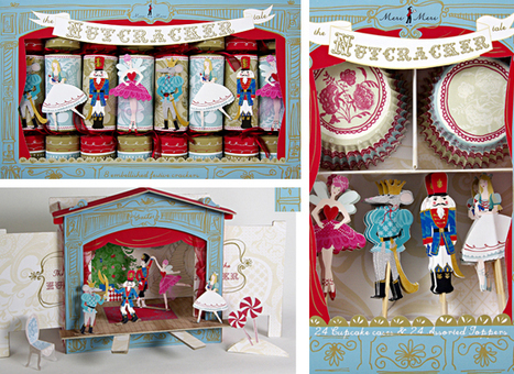 nutcracker-party-decor.jpg (550x401 pixels) | Quebra-nozes | Scoop.it