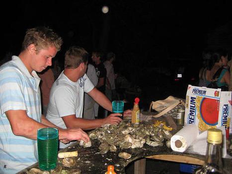 Myrtle Beach Oyster Roasts heat up all winter long - TheDigitel | Explore Pawleys Island | Scoop.it