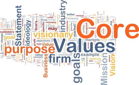 How Recognition Reinforces Your Company's Core Values | Management - Leadership | Scoop.it