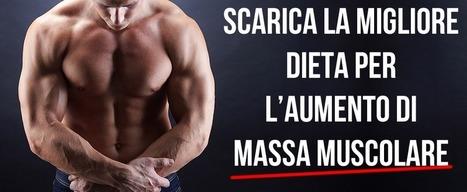 Dieta per Massa Muscolare | Dieta Massa | Scoop.it