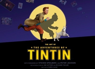Tintin app takes users inside the world of Hergé | Transmedia: Storytelling for the Digital Age | Scoop.it