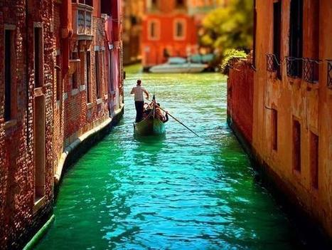Twitter / EARTH_PlCTURES: The beauty of Venice, Italy ...   Living In Italy   Scoop.it