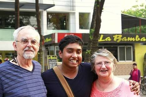 The Hylton Family from Seattle, WA Visited Bangladesh to meet their KLYES Exchange Son | chainsawreviews.biz | Scoop.it