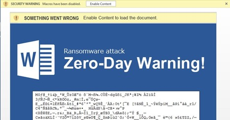 [ZERO DAY ALERT] Ransomware Targets MS Office 365 Users | News and Insights for Better Banking | Scoop.it